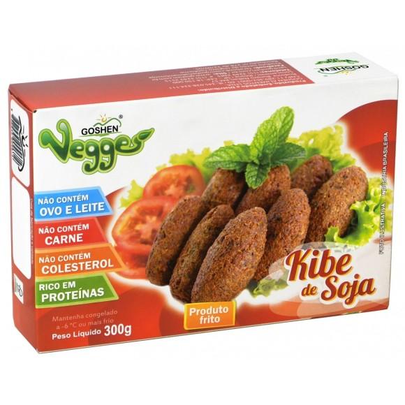 Kibe Vegano de Soja 300g - Goshen