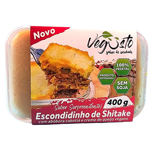 ESCONDIDINHO DE SHITAKE 400G - VEGUSTO