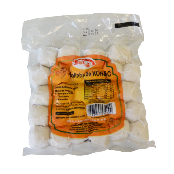 Bolinha de Konjac Vegetariana - Shan Lon