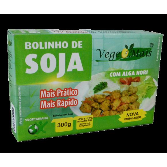 Bolinho de Soja com Alga - Vegemais