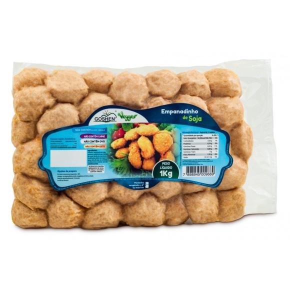 Empanadinho Vegano de Soja 1kg - Goshen